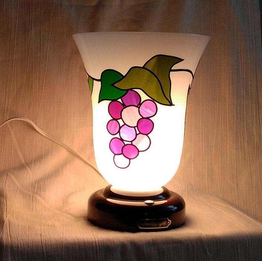 葡萄の灯り