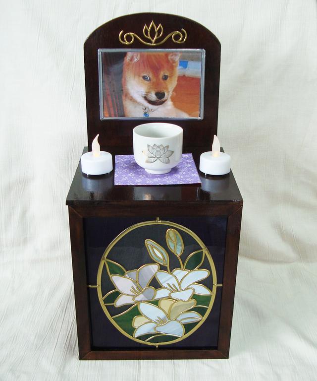 ペットのお仏壇 清花